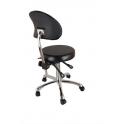 Pedicure / beautician stool Comfort