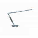 Table lamp for manicure Chrome Finish